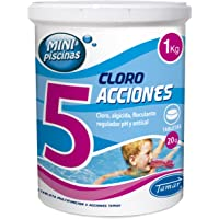Tamar - Cloro 5 Acciones, Tabletas Multifuncion