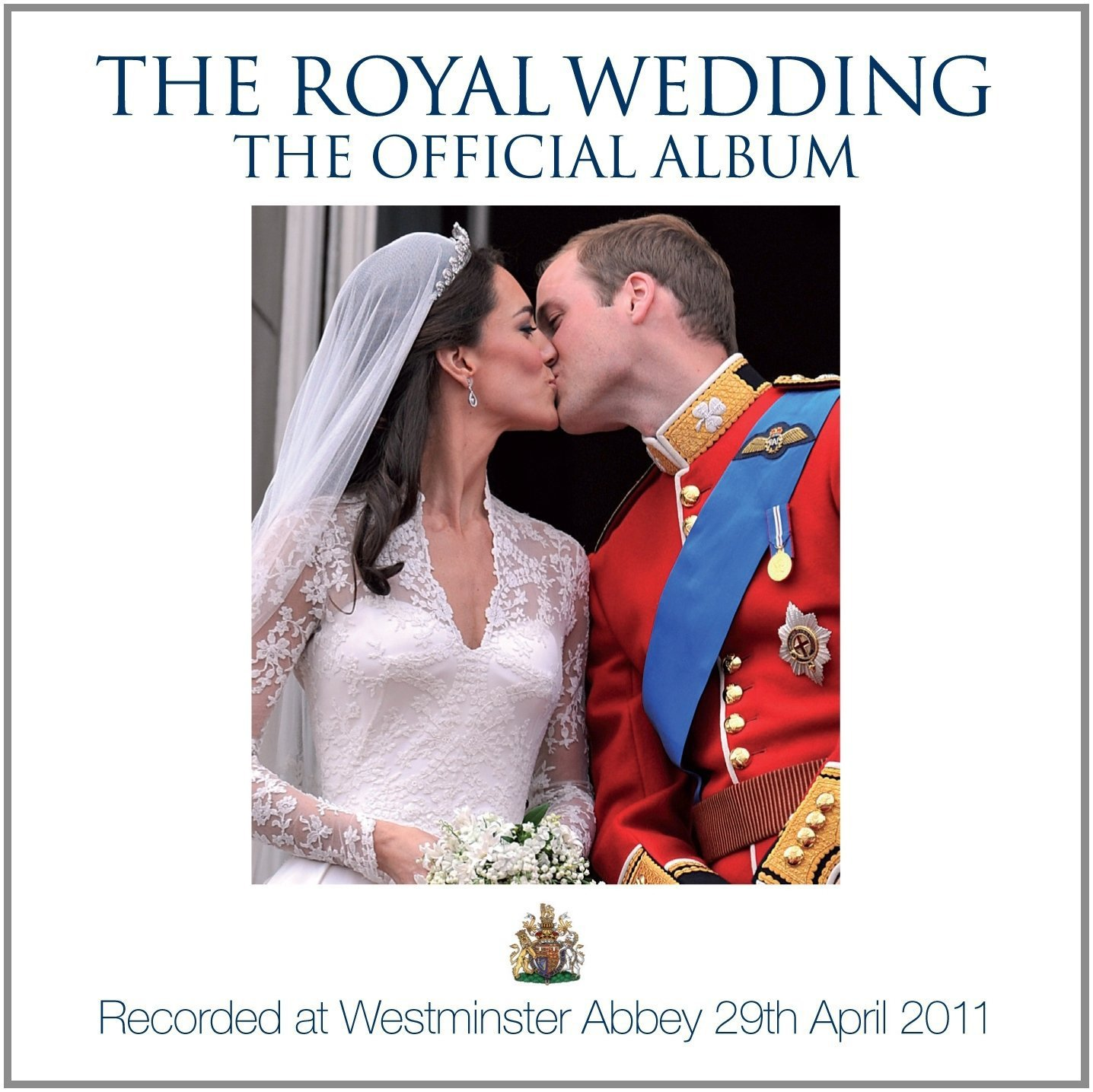Various Artists The Royal Wedding The Official Album Amazon Com Music