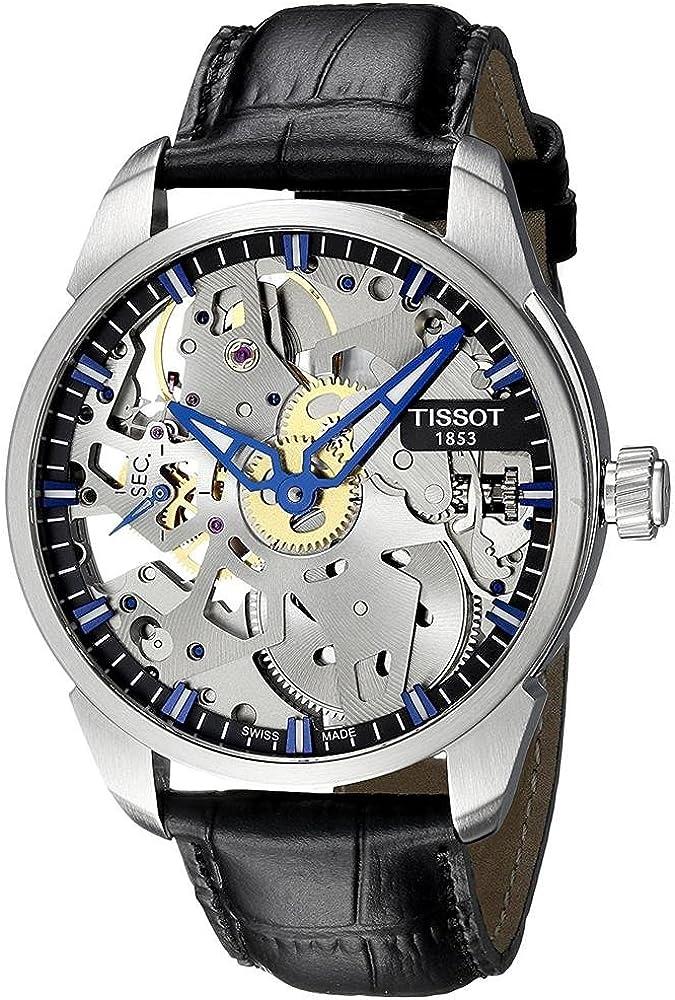 Image result for Tissot T-Complication Squelette