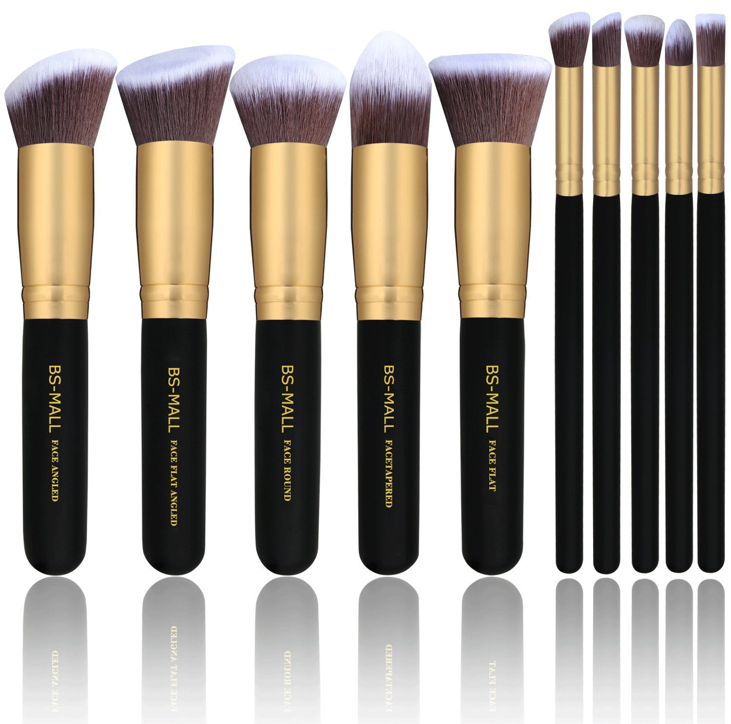 5) BS-MALL Makeup Brushes for Regular Makeup