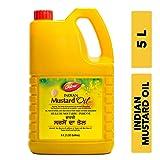 Dabur Indian Mustard Oil 5 ltr