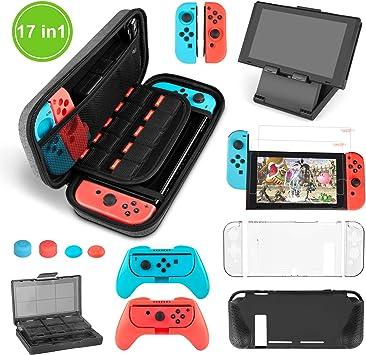 Younikoo Kit Accesorios para Nintendo Switch: Amazon.es: Electrónica