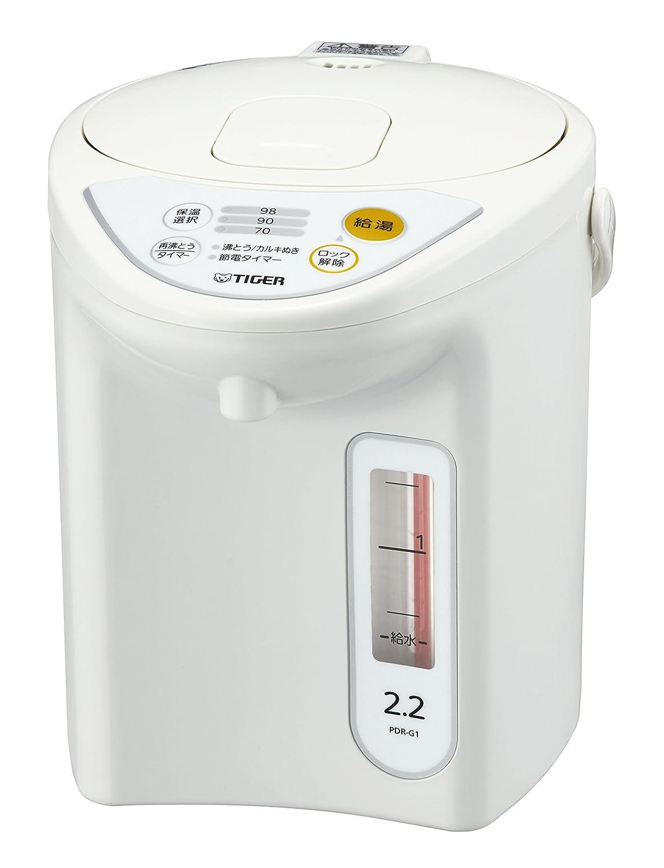 TIGER マイコン電動ポット PDR-G221