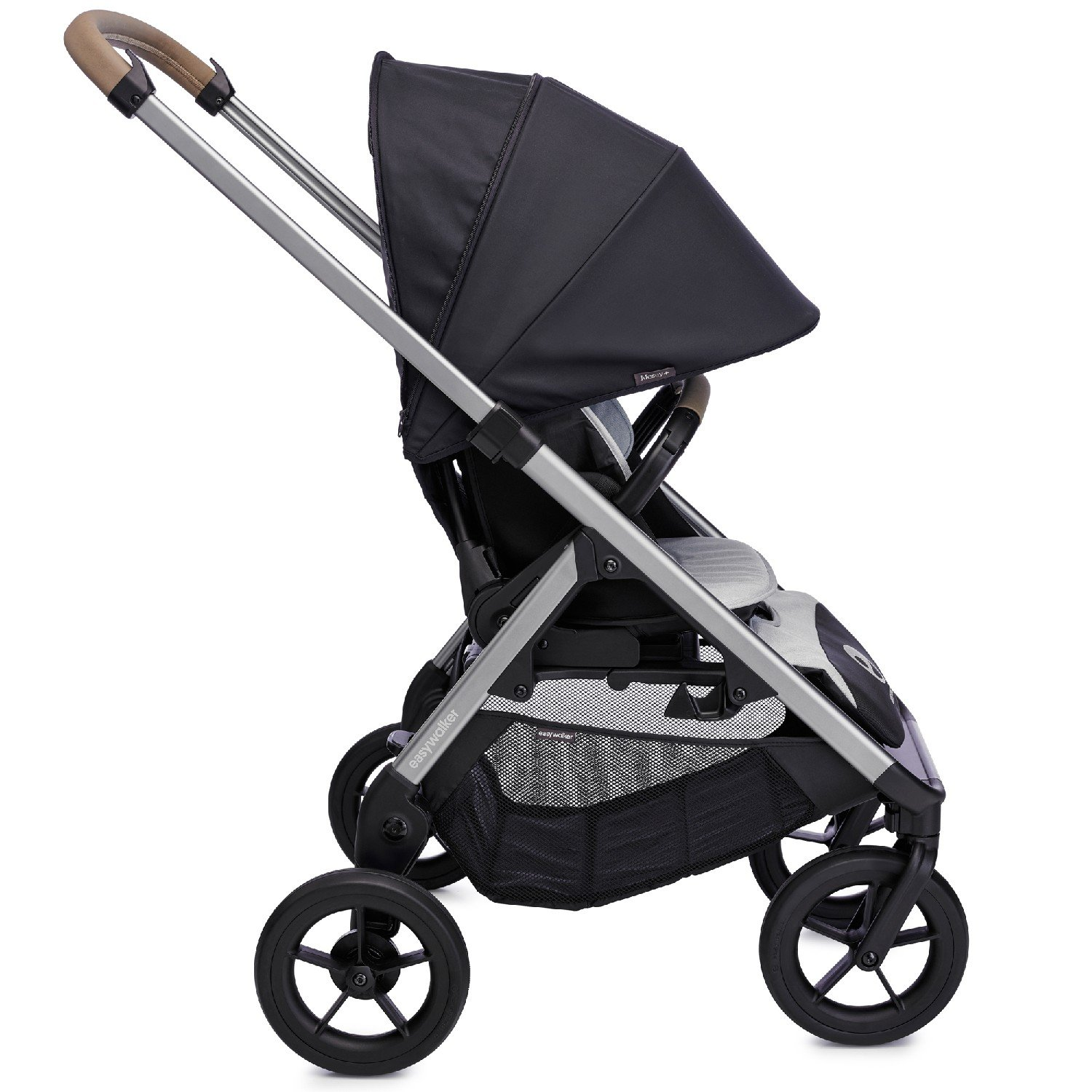 Charcoal Blue Easywalker Mosey Plus Single Pushchair