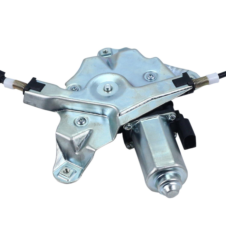 2T14-V23201-BJ 4523921 Regulador el/éctrico para ventanillas delanteras con motor 5182970 4376489 2T14-V23201-BH 1493637