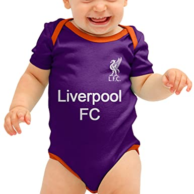 25da00f32 L.F.C Liverpool Baby Grow - Liverpool FC Shirt - Home and Away Kits - Liverpool  Baby Grows Liverpool Bodysuit Babygrow  Amazon.co.uk  Clothing