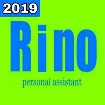 Amazon com: Rino personal assistant (A I  Offline speech