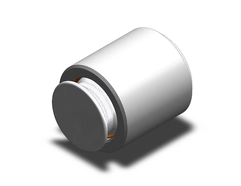 Delrin Cone 13 mm Dia x 14.5 mm Fairlane MBBU-1316-DC Base Design Swivot