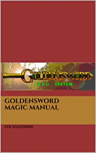GoldenSword Magic Manual (GoldenSword RPG System)