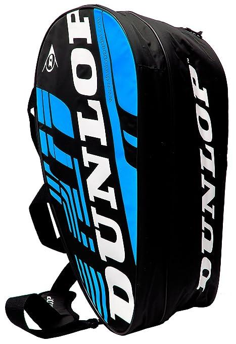 Paletero de pádel Dunlop Play Azul 2016: Amazon.es: Deportes y ...