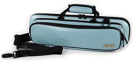Protec PB308SB - Funda para flauta travesera, color azul: Amazon.es: Instrumentos musicales