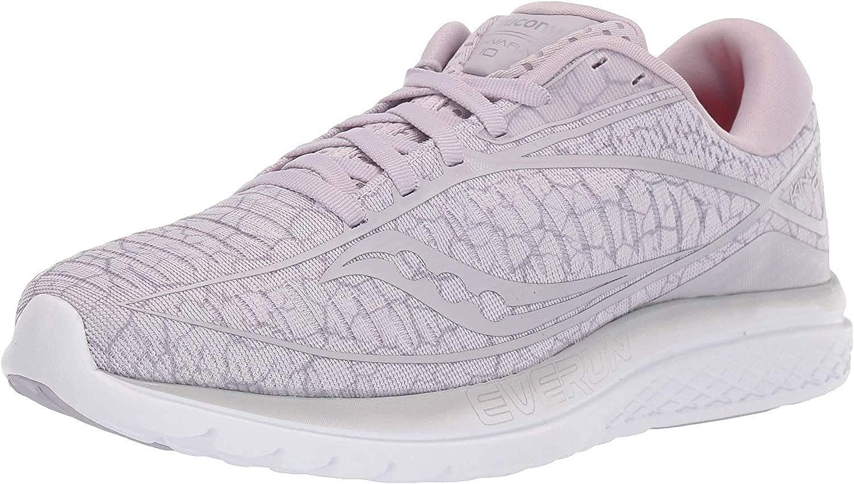 Saucony Women's Kinvara 10 Running Shoe Lilac Quake