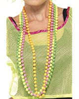 Smiffy's Beads Fluorescent Four Strands