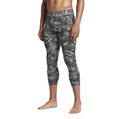 1f437882e6 Nike Mens Pro Hypercool 3/4 Digi Camo Tights at Amazon Men's Clothing store: