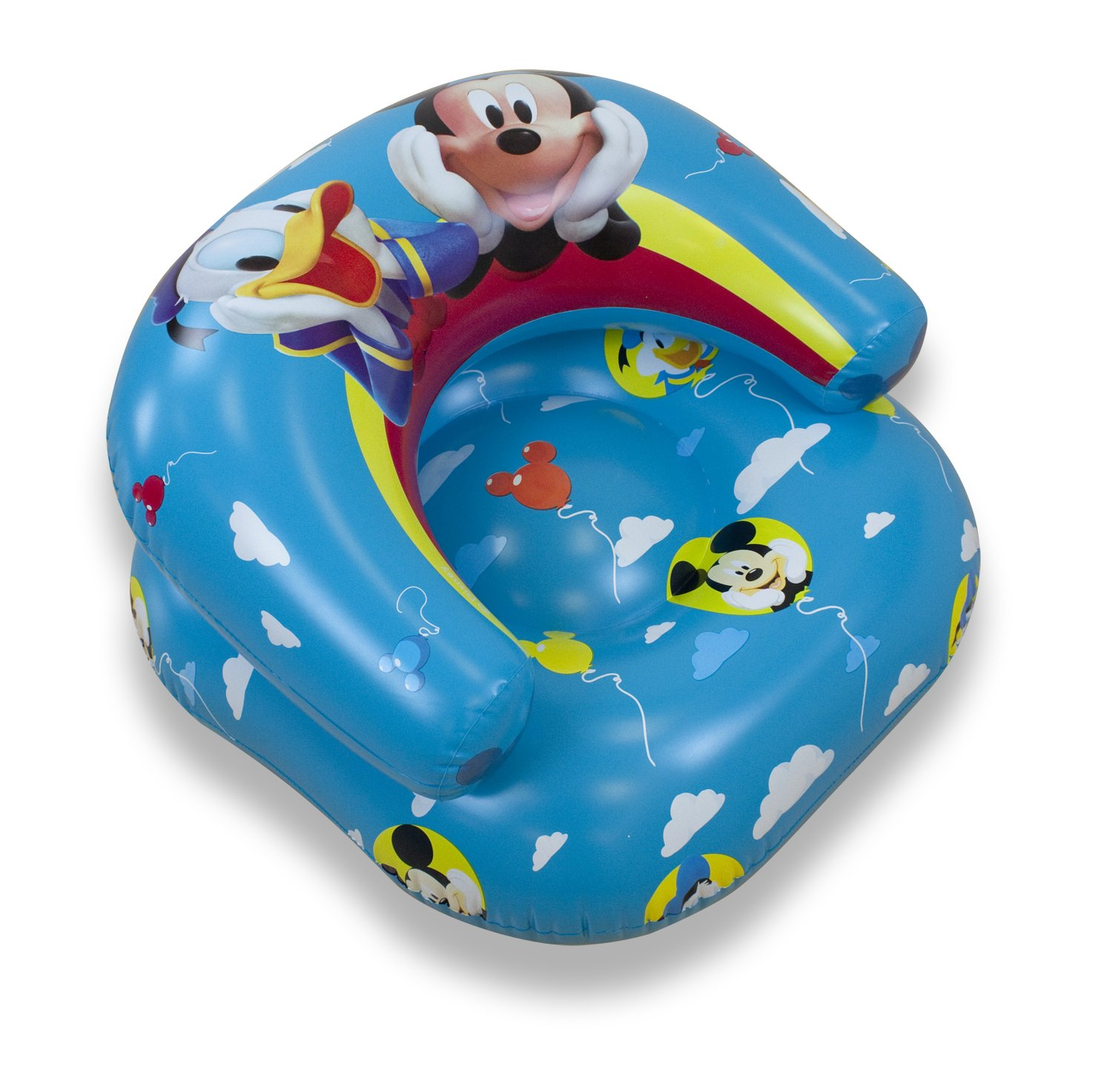 Character World DMM-PUZ-IM1-MSC-12 Disney - Sillón Hinchable ...
