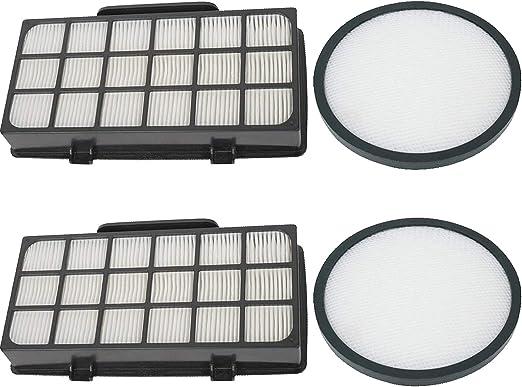 Spares2go - Juego de filtros para aspiradora Rowenta RO6951EA X ...