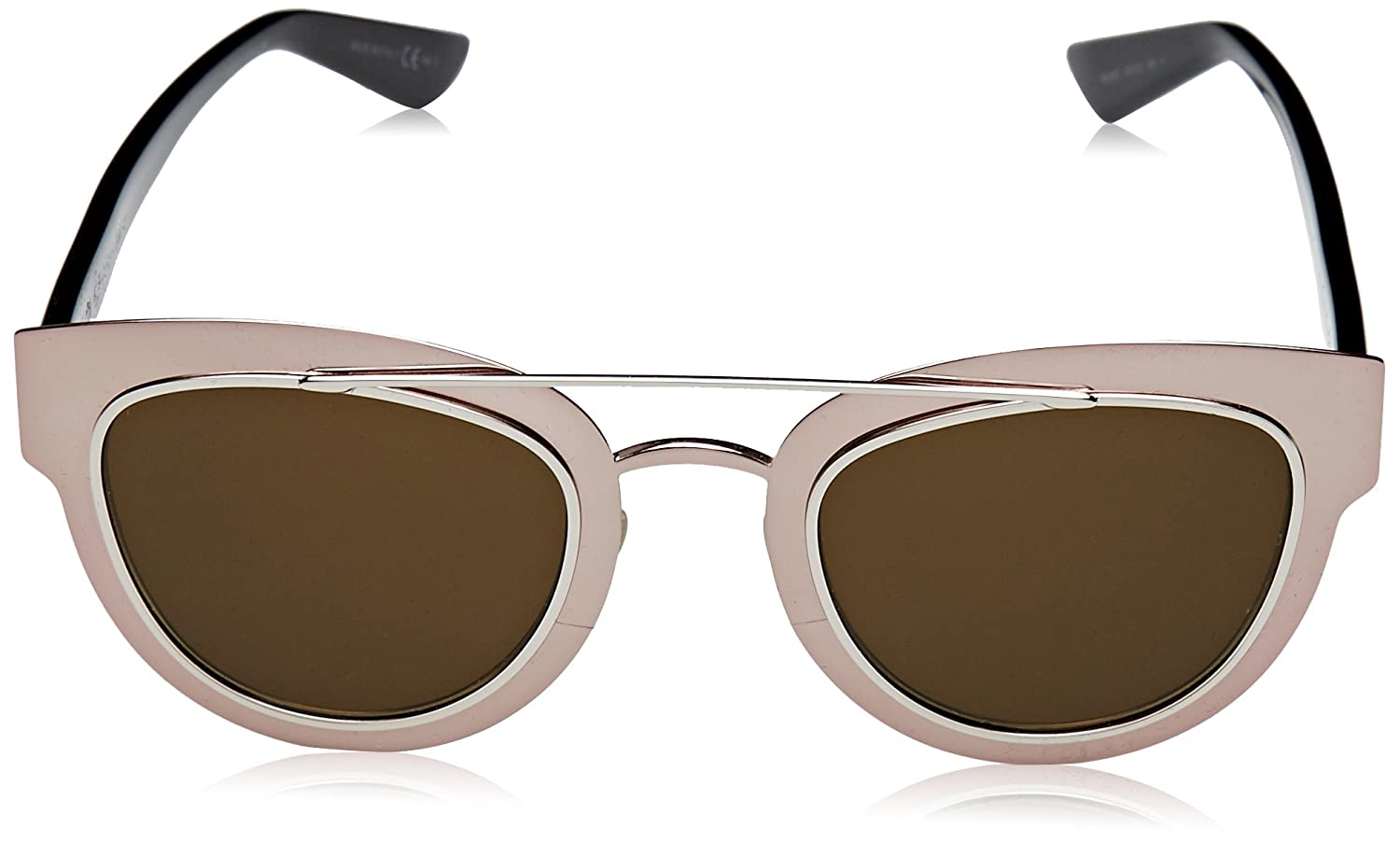 cf37eef295af0 Amazon.com  Christian Dior Chromic S Sunglasses Pink Black Brown  Clothing