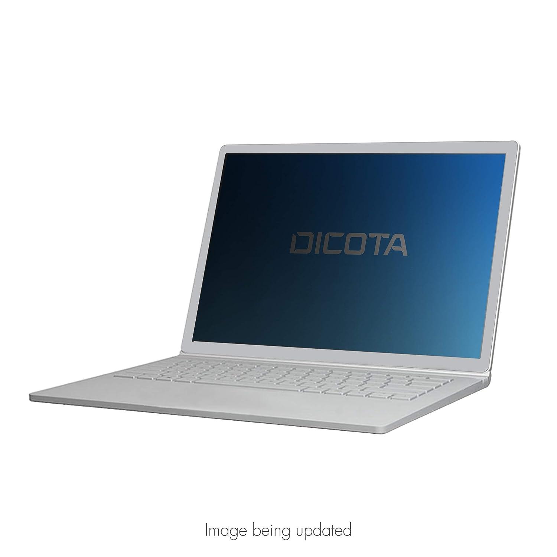 Dicota D31491 Secret 2-Way Blickschutzfolie für HP EliteBook 1030 G1 transparent rot
