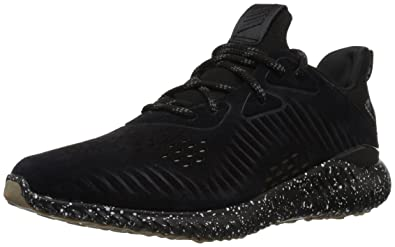 huge discount 5a197 7c0c8 adidas Mens Alphabounce LEA Running Shoe, Utility BlackWhite, ...