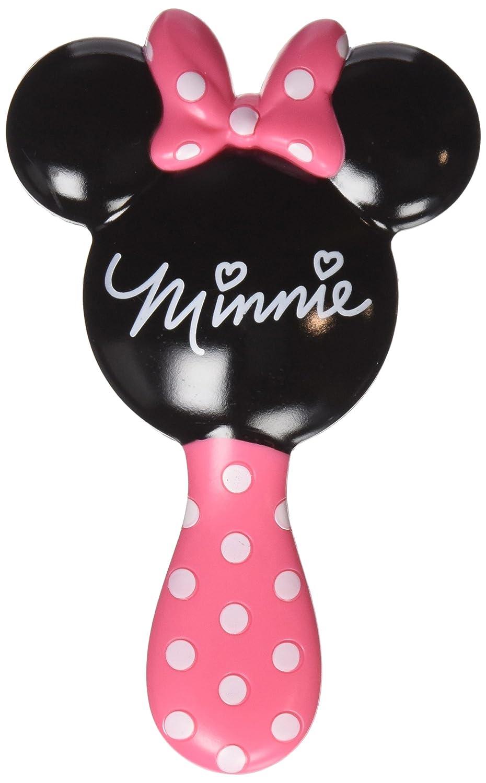 one size pink Minnie Mouse Minnie Salon Brush /& Comb Set
