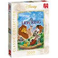 Jumbo 18823 Disney Classic Collection-The Lion King 1000 Piece Jigsaw Puzzle, Multi