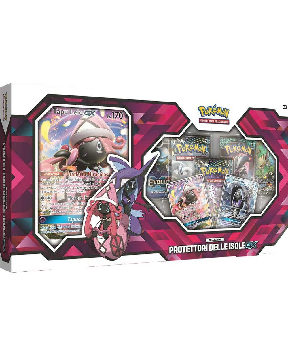 Island Guardians GX - Set Pokémon (IT)