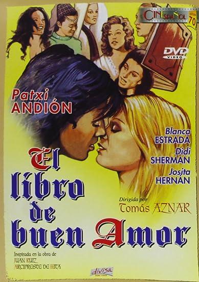 El Libro Del Buen Amor [DVD]: Amazon.es: Patxi Andión