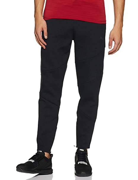 PUMA BND Tech - Pantalones de chándal para Hombre, Antracita, 52 ...