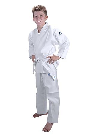 Adidas J181 – Kimono de judo de iniciación para niño