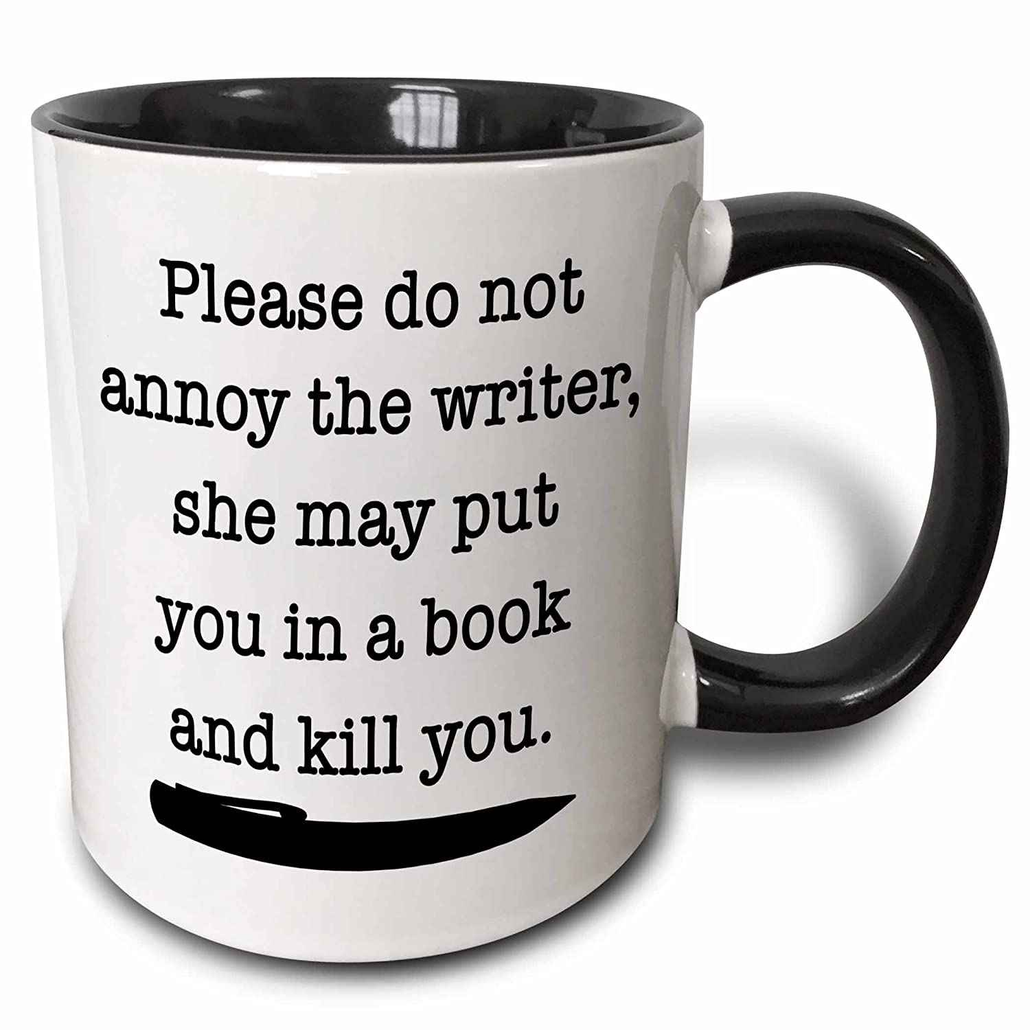 hilarious mugs for writers