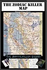 The Zodiac Map: Part of the Zodiac Killer Enigma: Black and White Issue Paperback