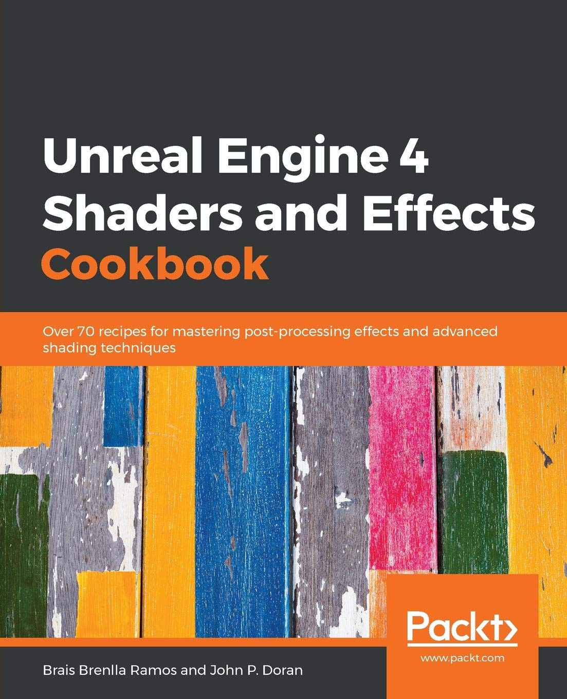 Amazon com: Unreal Engine 4 Shaders and Effects Cookbook