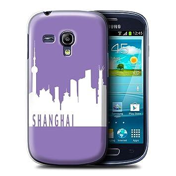 Carcasa/Funda STUFF4 dura para el Samsung Galaxy S3 Mini ...