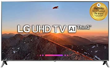 LG 139 cm (55 Inches) 4K UHD LED Smart TV 55UK6500PTC (Titan) (2018 model)