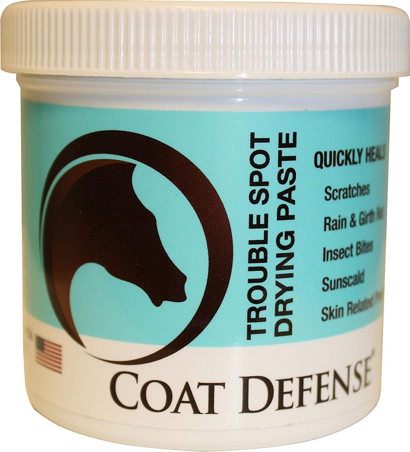 Coat Defense 793597086488 Trouble Spot Dry Paste 10oz by Coat Defense
