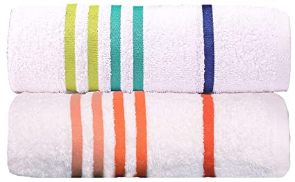 Casa Copenhagen 430 GSM Combed Cotton Eternal Bath Towel Set