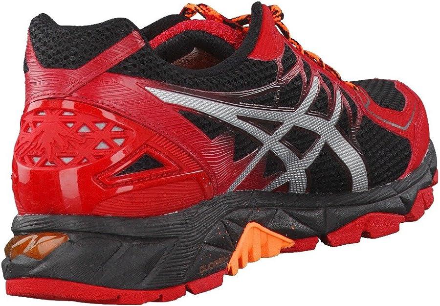 ASICS - Gel-fujitrabuco 4, Zapatillas de Running hombre: Amazon.es: Deportes y aire libre