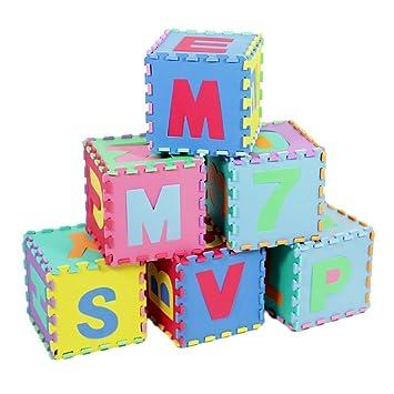 74412301141 JSG Accessories Alfombras de Goma Protectoras para niños