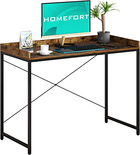 HOMEFORT 43 Inches Computer Desk