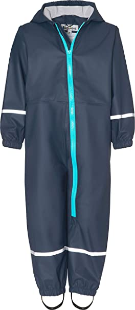 Image of Playshoes Regen-Overall Pantalones Impermeable para Niños