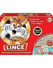 Educa Borrás Lince Edición Familia con App, 400 Imágenes (16146)