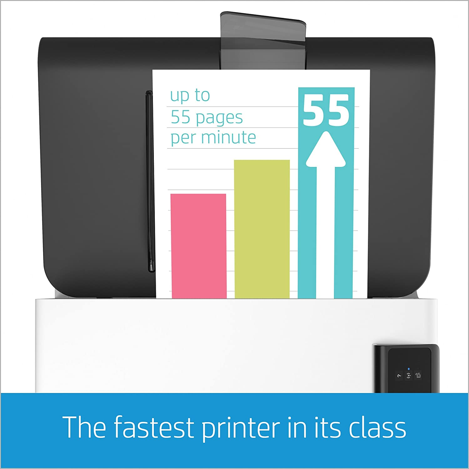 Amazon HP PageWide Pro 452dn Color Business Printer with 2