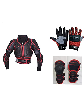 Protecteurs Gilet Moto Protections Safety torse Protecteur German Wear