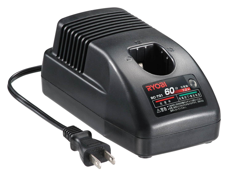 リョービ(RYOBI) 充電器 ニカド専用 BC-721 7.2V