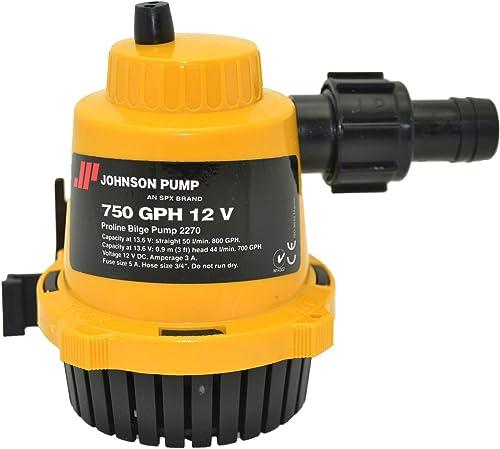 12-v Submersible Boat Water Bilge Pump 750GPH [Proline] Picture