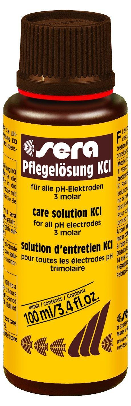 Solución KCL para Todos los PH electrodos (3Molar) Sera 8931
