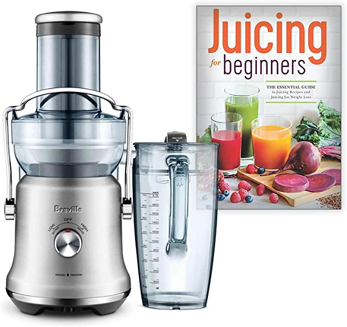 Breville BJE530BSS The Juice Fountain Cold Pl