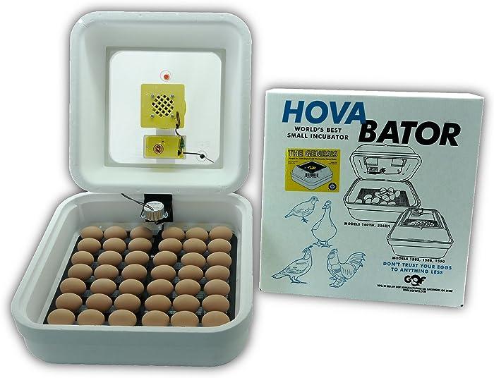 Top 10 1588 Genesis Hovabator Incubator