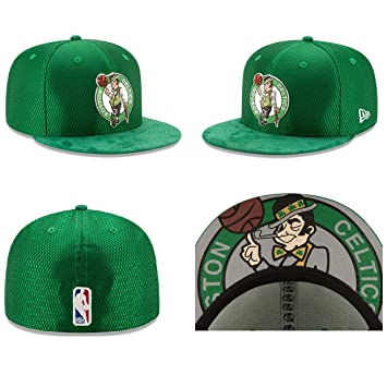 5f4f57b9c572 NEW ERA Boston Celtics 2017 NBA Draft - Gorra Cap: Amazon.es ...