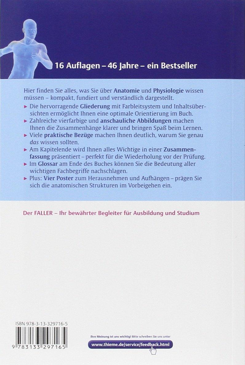 Der Körper des Menschen: Einführung in Bau und Funktion: Amazon.de ...